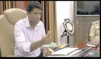 This advice was given to people on leaving the job of former IAS officer, know here
