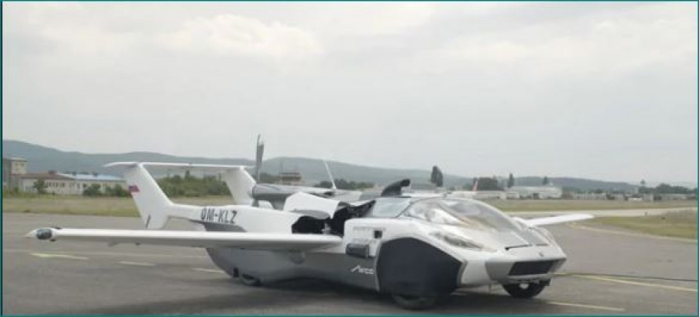 जल्द आएगी आसमान में उड़ने वाली ब्रांड न्यू 'Air Car', हो गया है सफल परीक्षण