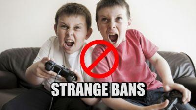 इस देश में वीडियो गेम पर है पाबंदी, ऐसे ही अन्य देशों में हैं ये अजीब चीज़ें बैन