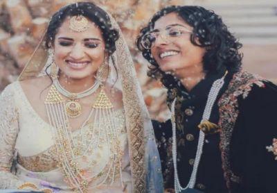 भारत-पाक की लड़कियों ने अमेरिका में की शादी, देखें वायरल फोटोज