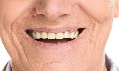When the jaw of the elderly, suddenly disappeared, you will be surprised to know!