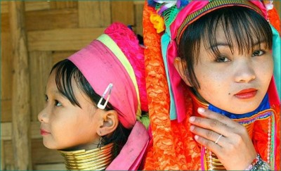 Thailand's long-necked women tribe hit by COVID19