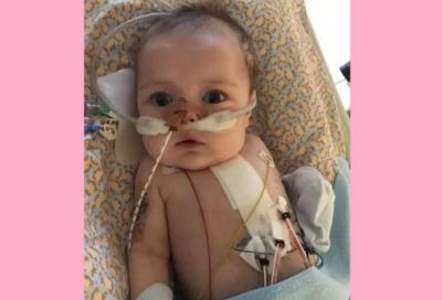 'TRULY A MIRACLE' Nine-month-old baby boy suffers 25 heart attacks in one day and SURVIVES