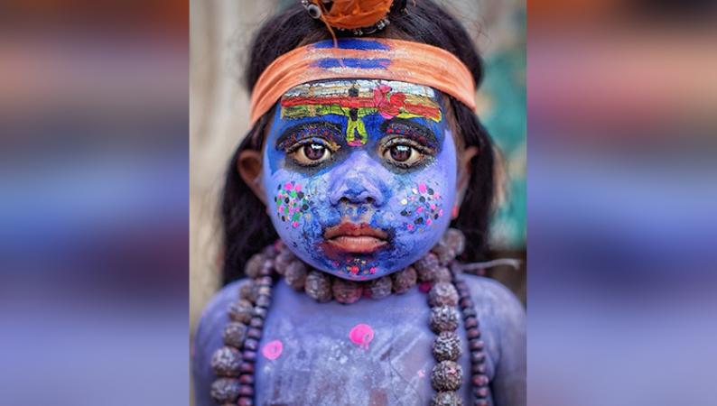विदेशी फोटोग्राफर ने दिखाई ग्रामीण भारत की खूबसूरती