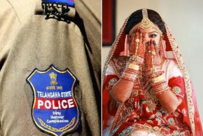 Policeman facing refusal for a marriage proposal, left the police job