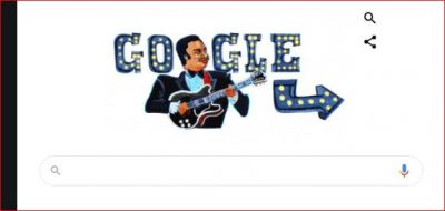 Google remembers famous guitarist BB King by making special Doodle