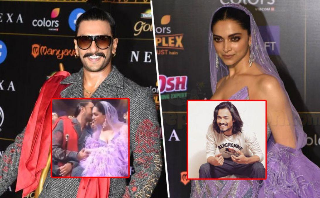 Bhuvan bam again dubbed Ranveer-Deepika's video, watch it here