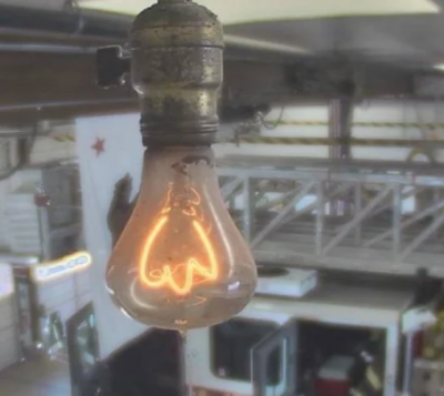This bulb is burning continuously from 118 years, recorded in Guinness book of world record