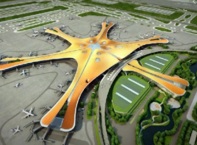 This is world's most expensive airport, looks like a spacecraft