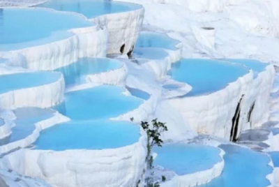 You may never have seen such a unique waterfall, cures illness