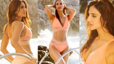 After Watching This Bollywood Actress you would not be able to remove your eyes, Bikini pictures go viral!