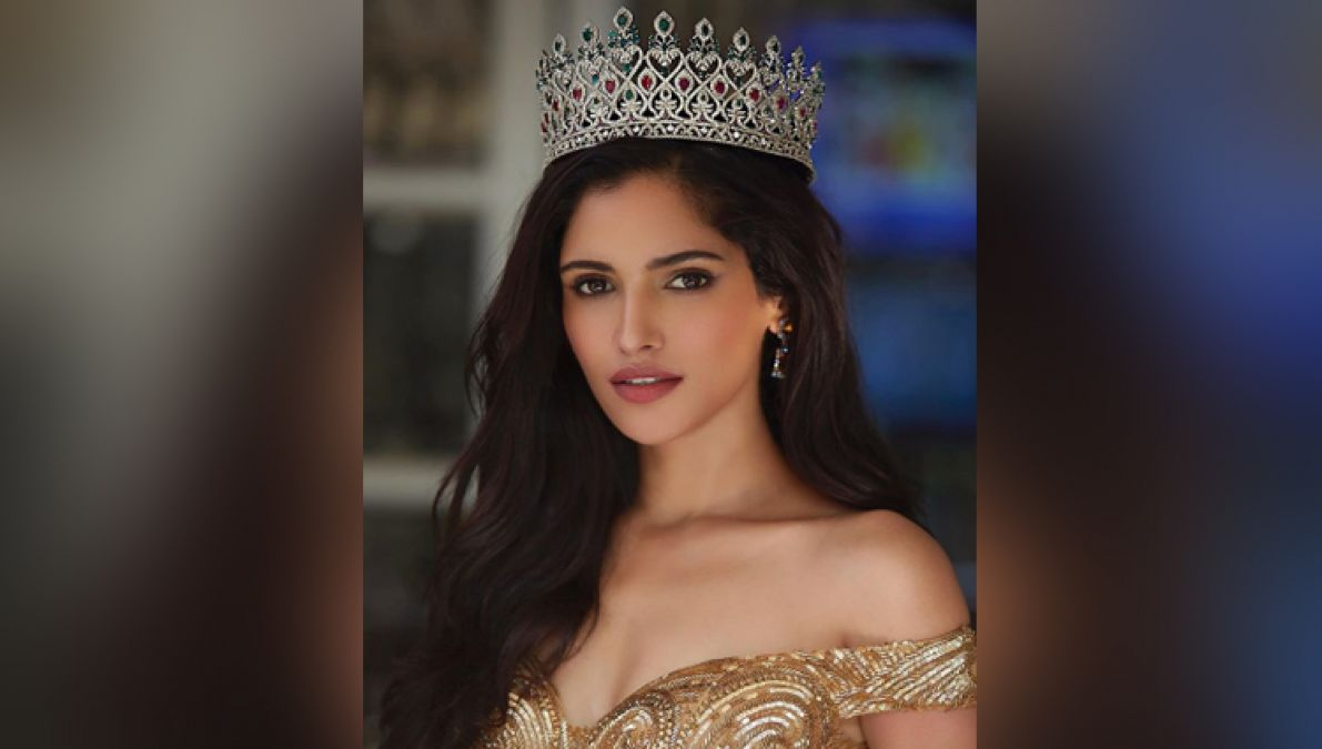 These pictures of Miss Universe India 2019 will drive you crazy, See