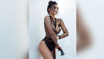 This hot model shares her nude pictures, See here