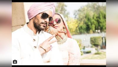 शादी के बाद इंस्टाग्राम पर इस तरह जलवे बिखेर रही हैं नेहा धूपिया