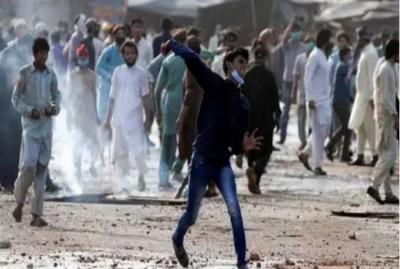 Pakistan burns in radicalization fire, 7 killed, 300 injured so far