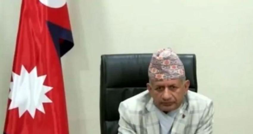 नेपाल के विदेश मंत्री प्रदीप बोले, भारत-चीन विवाद का व्यापक असर पड़ेगा