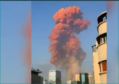 4000 people injured in blast in Lebanon's capital Beirut, Emergency imposed