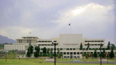 पाकिस्तान संसद में कश्मीर पर चल रही थी बहस, लेकिन गाली-गलौच करते हुए आपस में भिड़ गए सदस्य
