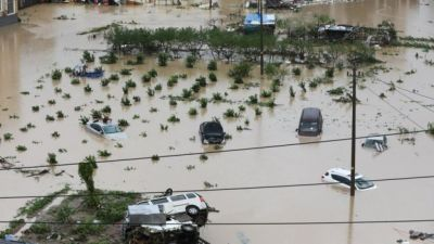 Lekama storm continues to wreak havoc in China, 28 killed, hundreds of acres of crops destroyed