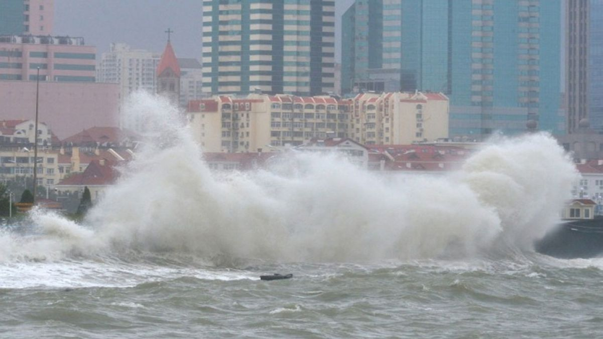Typhoon Lekima death toll hits 49 in China