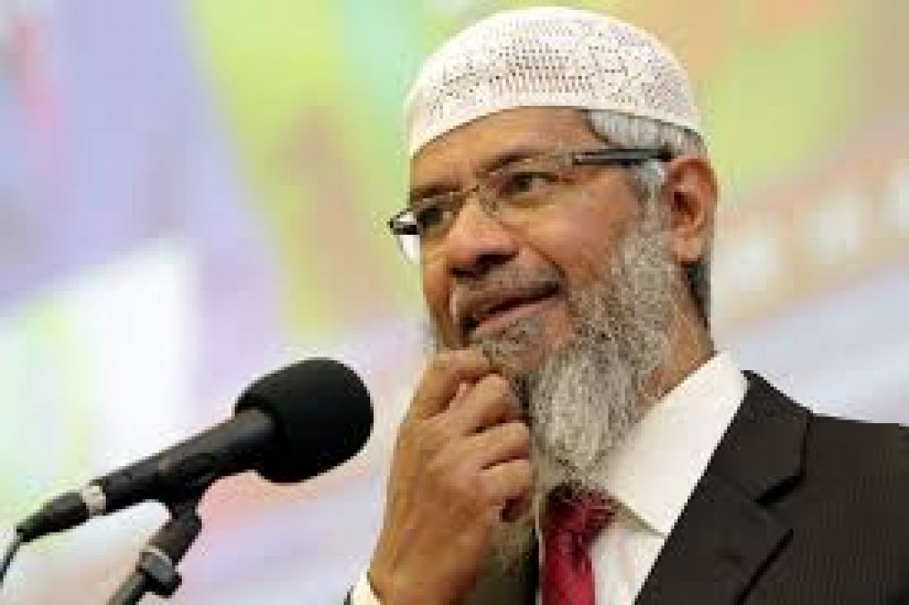 A big action can be taken over at Zakir Naik, questions raised over Malaysian Hindus