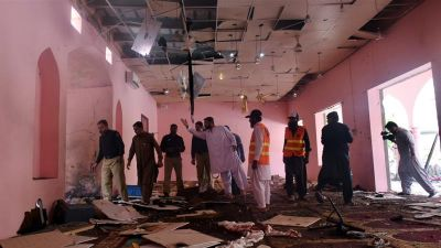 Pakistan: Massive bomb blast inside a mosque in Quetta, 5 killed, 15 injured