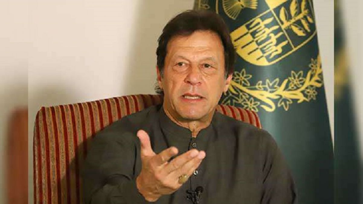 Pak PM Imran Khan  sought  help from around the world