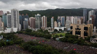 How China will stop Hong Kong's protest, more than one million protesters on the streets