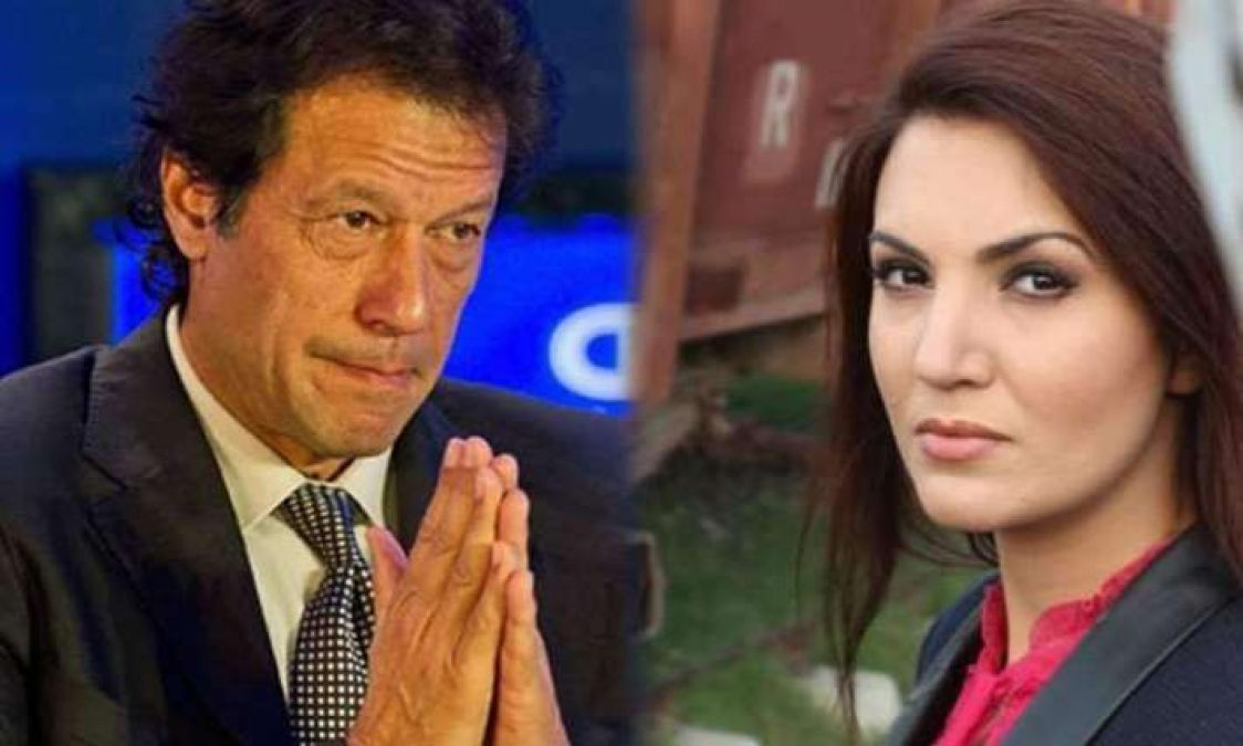 Imran's ex-wife Reham accuses him of conniving with Modi on Kashmir
