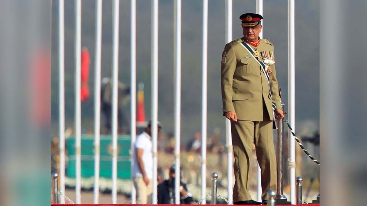 Pak's army chief decides his tenure on his own, PM just does...