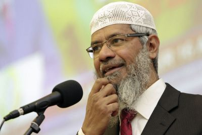 Zakir Naik banned from giving speeches anywhere in Malaysia