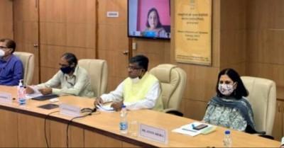 Union Minister Ravi Shankar Prasad declares results of Grand Challenge