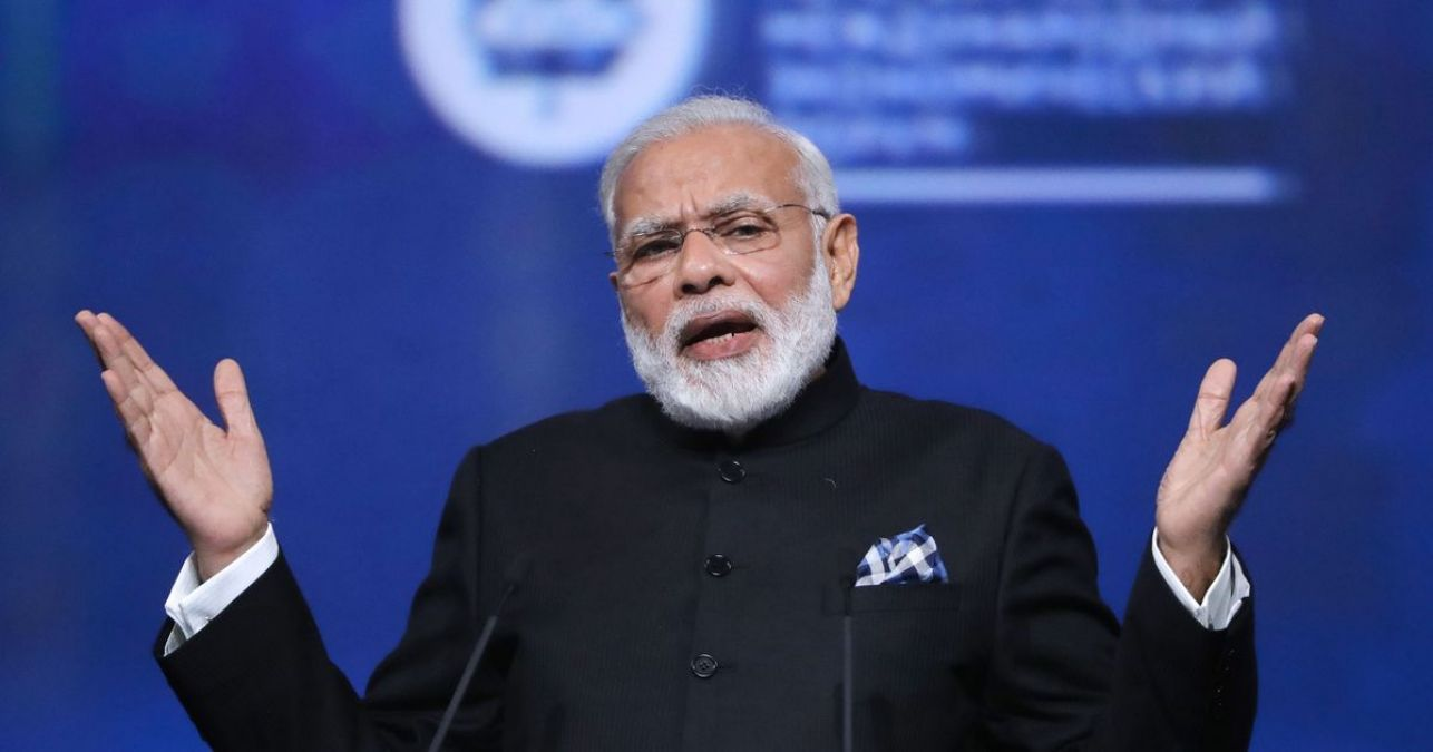 PM Modi to address Indian people living in Paris today