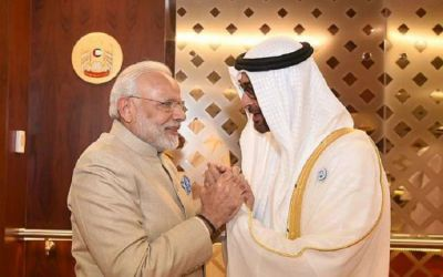 PM Modi meets Bahrain's PM, signs several agreements