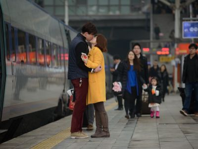 Now express love during the journey, 'Love special train' running here
