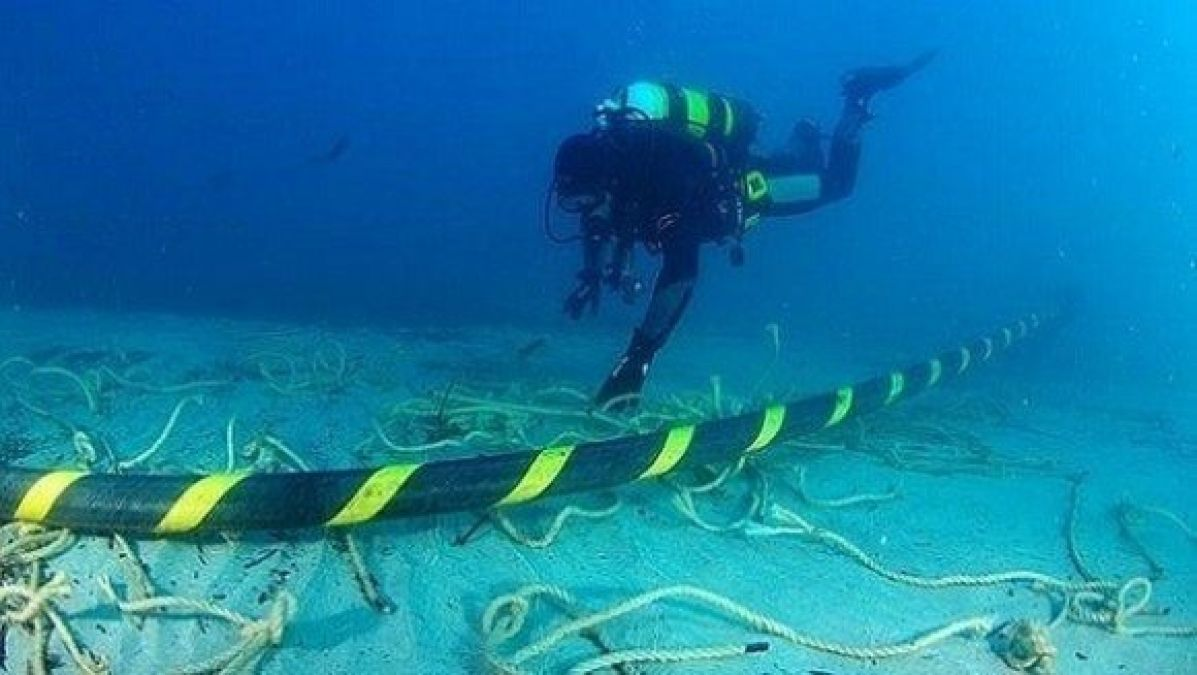 Scientists turn undersea telecom cables into seismic sensors