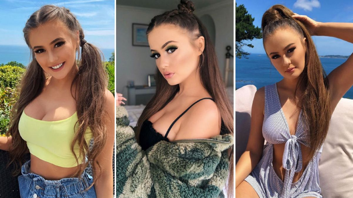 TikTok changed life of this 23-year-old girl, today lives like a celebrity