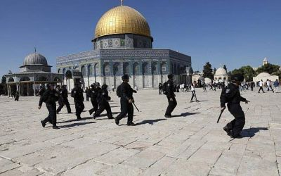 Violations continue in Jerusalem's Al-Aqsa Mosque, Hamas holds Israel responsible