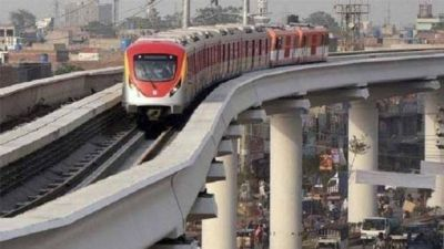 Metro running in 10 cities of India, now trial will be done in Pakistan
