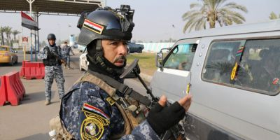Explosion near Baghdad's football ground, one dead and four injured