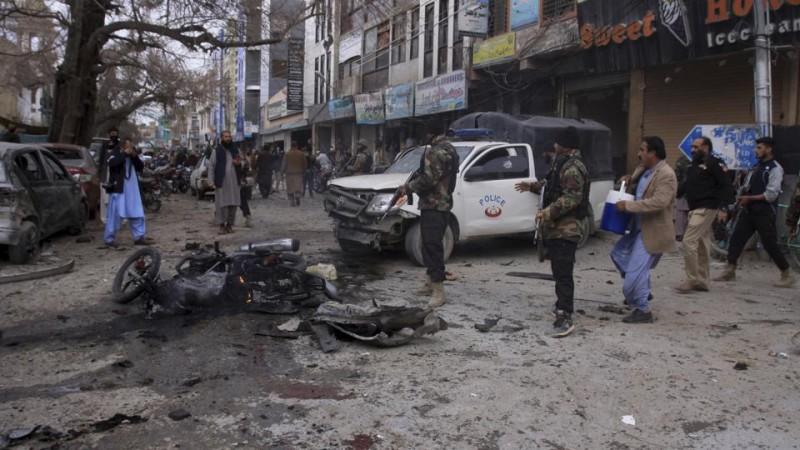 पाकिस्तान में धमाका, 10 की मौत 35 घायल