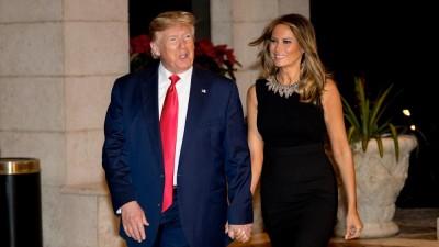 Donald Trump to visit Delhi government school with wife Melania Trump