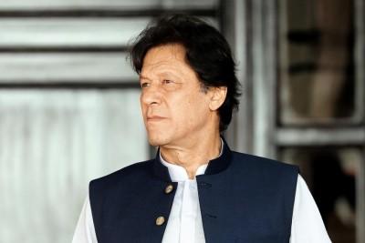 PM Imran Khan's pain in Belgium, spoke on Kashmir issue