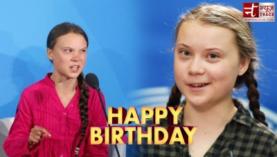 Birthday: Greta Thunberg has been nominated for Nobel Peace Prize in 2019 and 2020