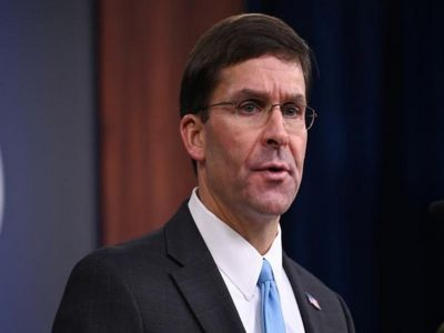 US Defense Minister's statement, says 'remove US forces from Iraq'
