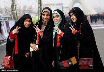 Iran was quite modern 60 years ago, today there are many restrictions under Islamic law
