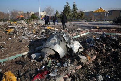 East Iranian authorities to announce the cause of Ukrainian airliner crash
