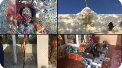 Attack on another temple in Pakistan, idol and sacred book destroyed