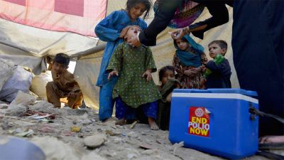 Two women doing vaccination of polio shot dead in Pakistan