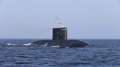Fire erupts in Russian special operation submarine, 14 Navy personnel killed